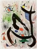 Joan Miro Spanish 18931983 Plate Four