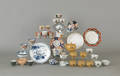 Large collection of Japanese porcelain Provenance Pennsylvania educational institution