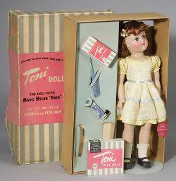 Large Toni Doll in Original Box with Accessories