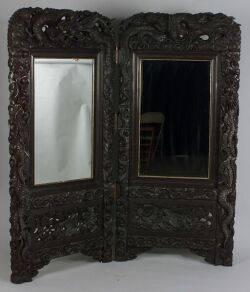 TwoPanel Mirrored Screen