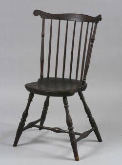Windsor Fanback Side Chair