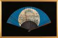 Centennial hand fan dated  1876
