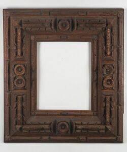 Elaborate Carved Frame
