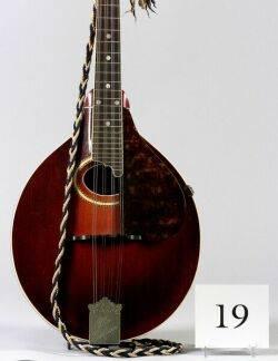 American Mandolin The Gibson MandolinGuitar Company Kalamazoo Model A4 1917