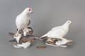 Pair of Boehm Ptarmigan bird figures