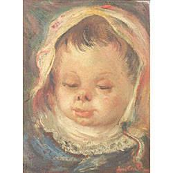 Jon Corbino ItalianAmerican 19051964 Childs Head