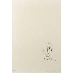 Alberto Giacometti Swiss 19011966 Tete dHomme