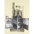 Louise Nevelson American 19001988 Lullaby for Jumbo