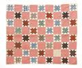 Pennsylvania patchwork crib quilt