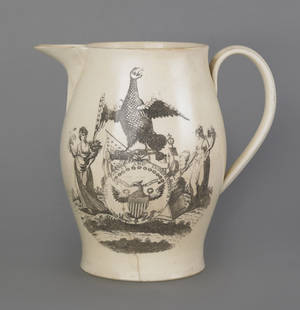 Liverpool pitcher early 19th c