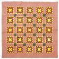 Lancaster County Pennsylvania Album block quilt late 19th c