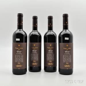 Poggio Antico Brunello di Montalcino Altero 2001 4 bottles