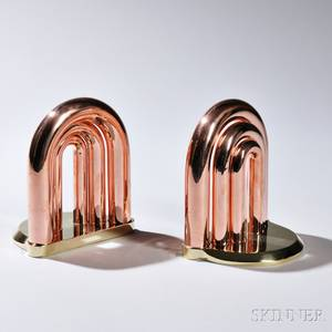 Pair of Art Decostyle Bookends
