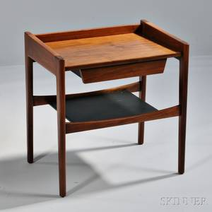 Jens Risom b 1916 Side Table