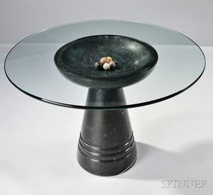 Guido Faleschini Pedestal Dining Table