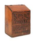 King Bee  coffee bin
