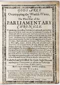 Vicars John 15801652 Gods Arke Overtopping the Worlds Waves or the Third Part of the Parliamentary Chronicle