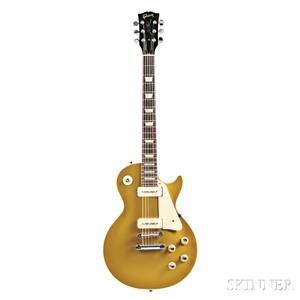 Gibson Les Paul Goldtop Electric Guitar c 1968