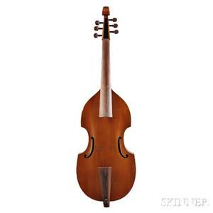 Bass Viola da Gamba c 1960