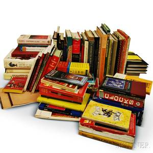 Group of Decorative Arts Reference Books