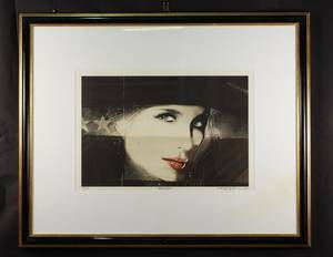 Paul Chelko Lithograph Promises Signed