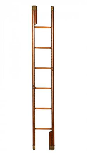 Regency Style Folding LibraryNautical Ladder