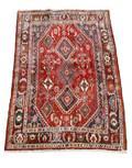 Hand Woven Qashghi Rug 5 x 7 10