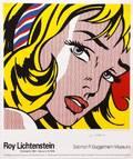 After Lichtenstein Guggenheim Poster Girl