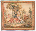 French woven tapestry 19th c