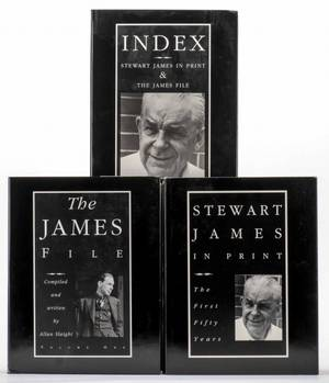 James Stewart Stewart James In Print and The James