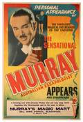 Murray The Sensational Murray Australian Escapologist