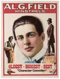 Al G Fields Greater Minstrels Oldest Biggest Best