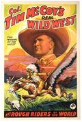 Col Tim McCoys Real Wild West The Winning of the