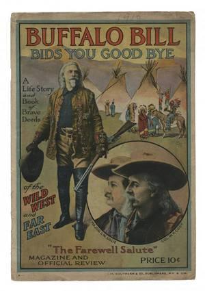 Cody WF Buffalo Bills Bids You Good Bye Magazine