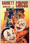 Barnett Brothers ThreeRing Circus Donaldson ca