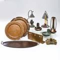Roycroft avon coppersmith etc