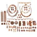 Collection of renoir or rebaje copper jewelry