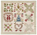 Baltimore album quilt ca 1850