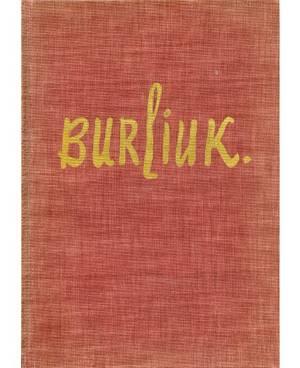 DAVID BURLIUK RUSSIAN 18821967 Burliuk