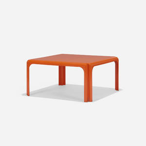 Vico Magistretti   Arcadia 80 coffee table