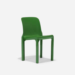 Vico Magistretti   Selene Stacking chair