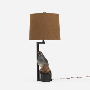 In The Manner Of William Billy Haines   table lamp