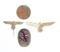 One SS Gautag Munich bronze badge