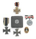 WWI Navy Wound Cross
