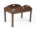 Kittinger mahogany butlers tray table