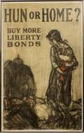 US WWI BOND POSTER 1918 HENRY PATRICK RALEIGH
