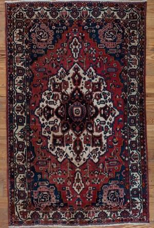 Persian Bakhtiari 53 x 810 Rug