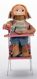 Jolly Bambino Japan Rock Valley ToysAlps ca 1950s