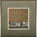 Five japanese woodblock prints