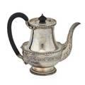 Paul storr sterling silver teapot